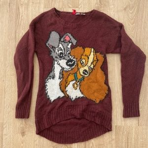 H&M Lady and the Tramp Sweater